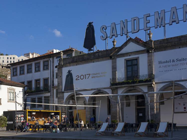 The House of Sandeman: o Porto à janela e o Douro aos pés
