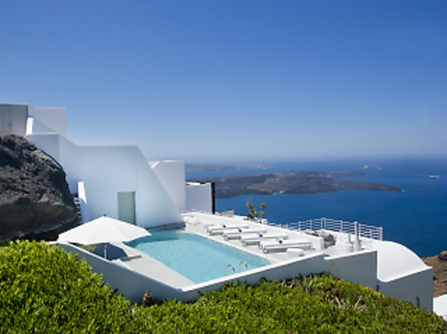 Grace Santorini Pool