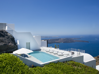 Grace Santorini Pool