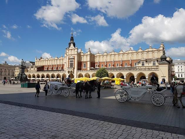 The 10 best hotels in Krakow