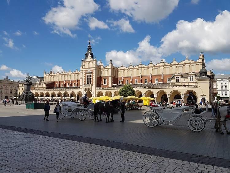 The 10 best hotels in Krakow