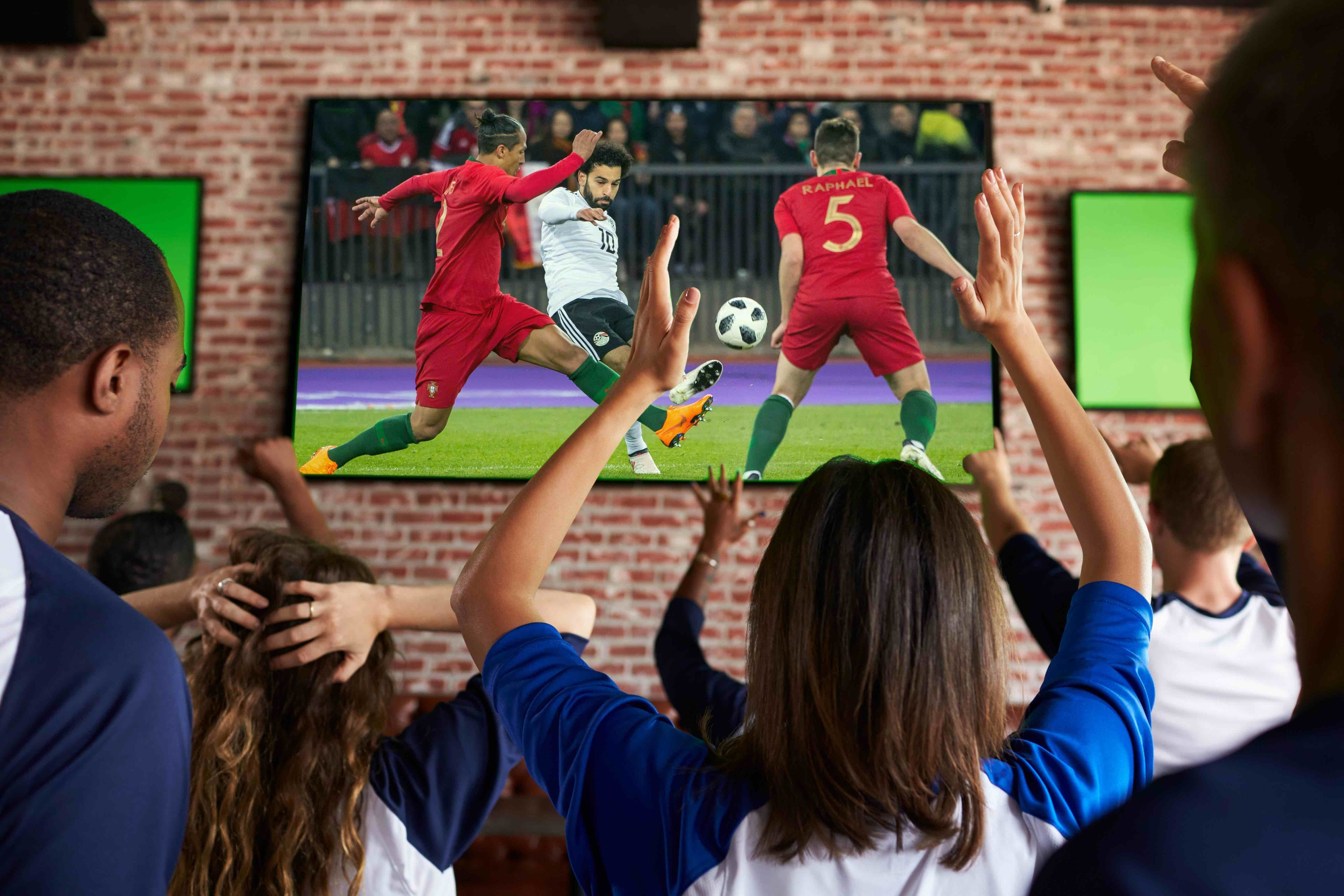 Head down to the pubs and bars to cheer on your favourite team at the FIFA World Cup Finals