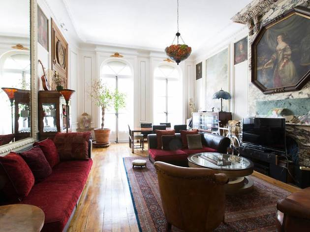 Airbnb Paris Saint-Germain