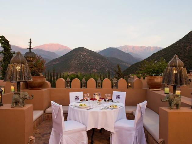 10 of the best hotels in Morocco