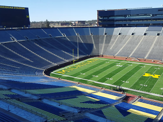 the big house michigan stadium