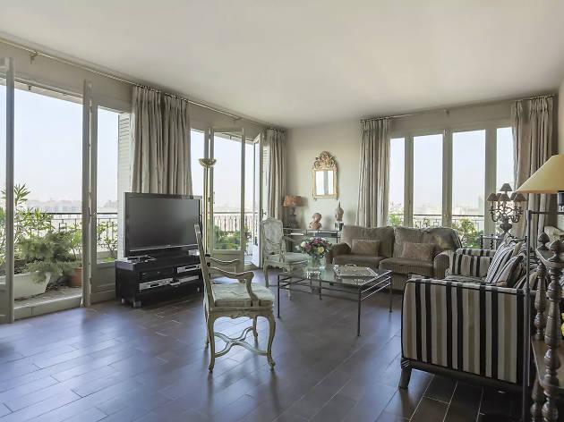 Airbnb Paris Bastille