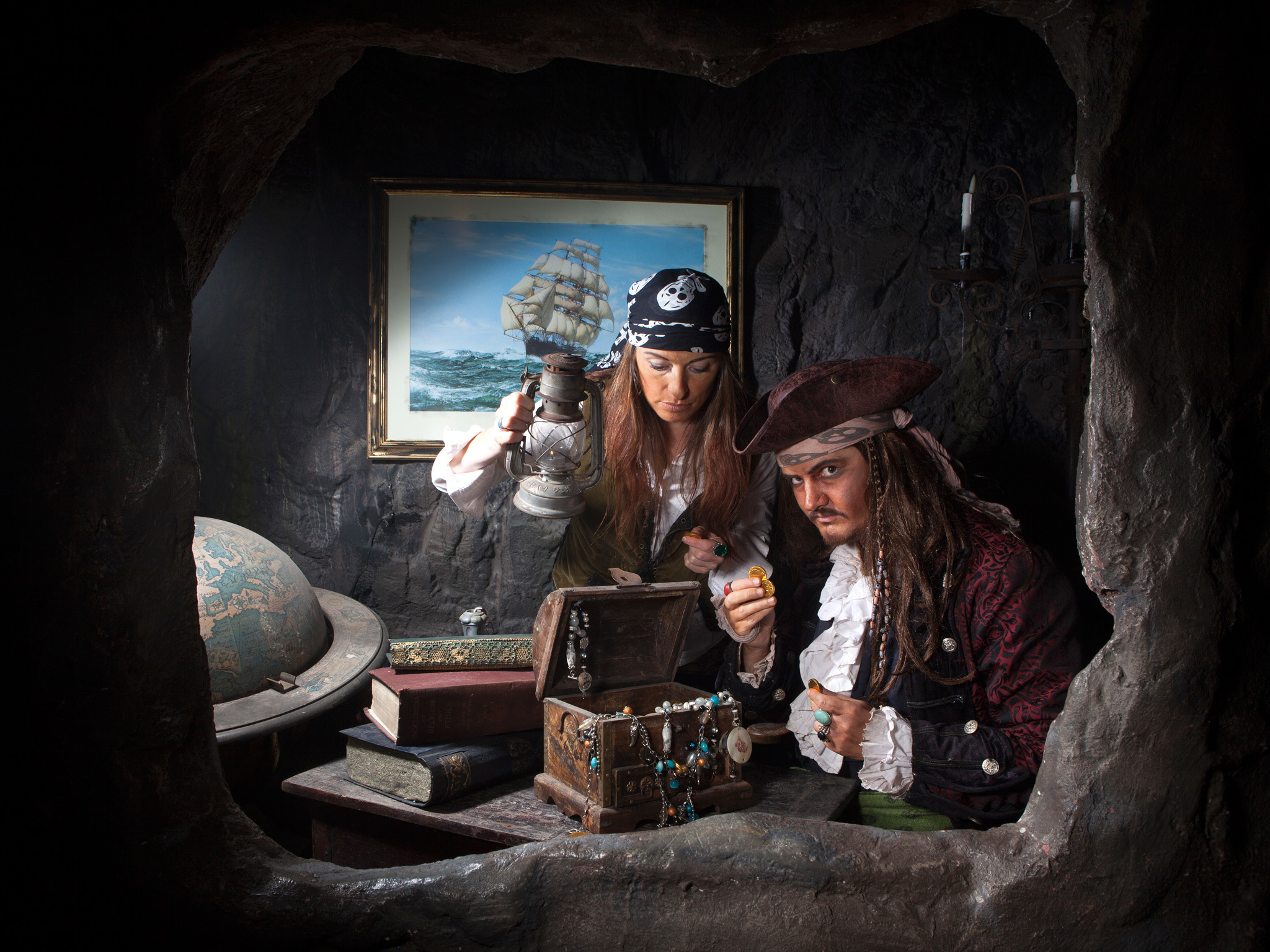 Pirates Quest TTD Newquay