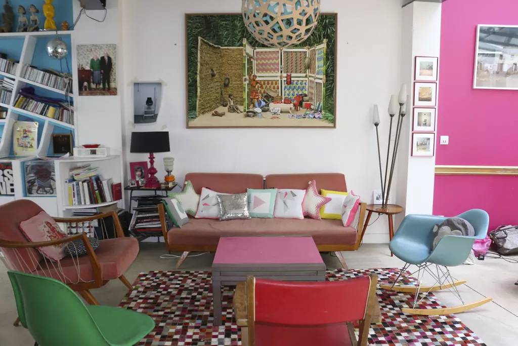 Airbnb Paris Bellville