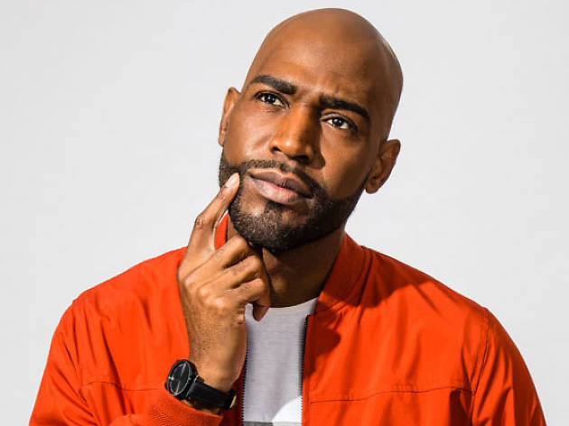 Karamo from 'Queer Eye' solves your relationship issues