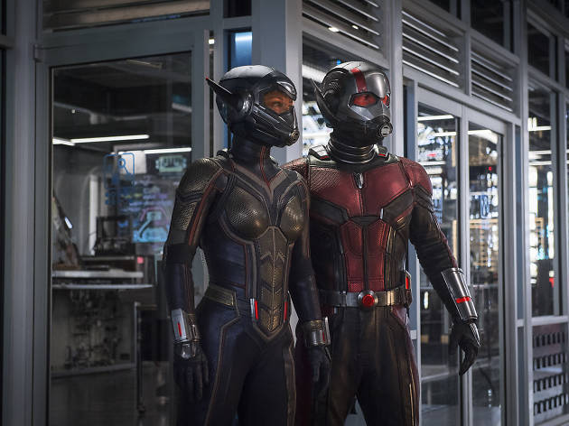 Ant-Man y the Wasp