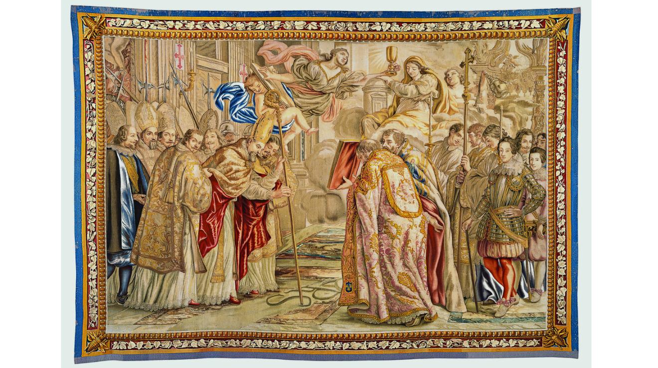Foto: © Gobernación del Estado de la Ciudad del Vaticano. Dirección de los Museos