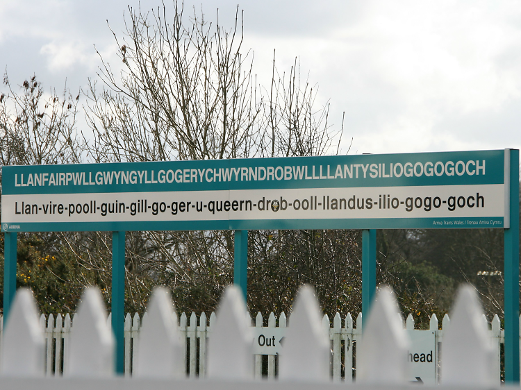 Learn to say 'Llanfairpwllgwyngyllgogerychwyrndrobwllllantysiliogogogoch'
