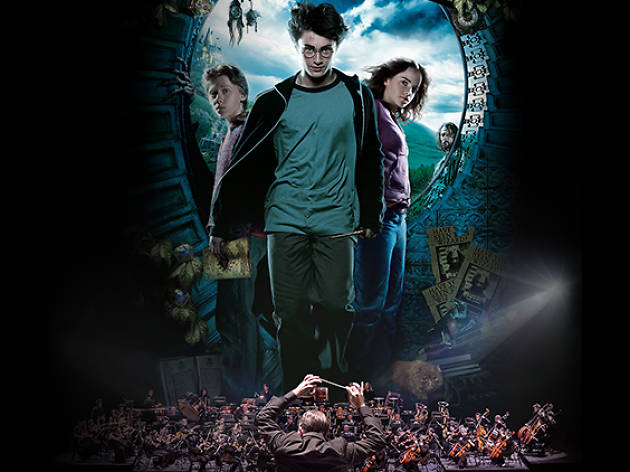 Harry Potter and the Prisoner of Azkaban and the MSO