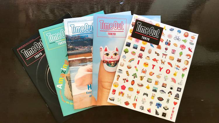 TOT magazines