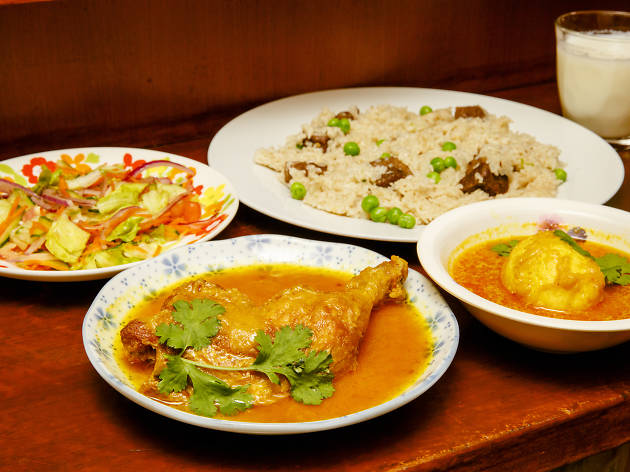 Asia Curry House