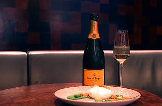 Veuve Clicquot Aperitif at Champagne Bar