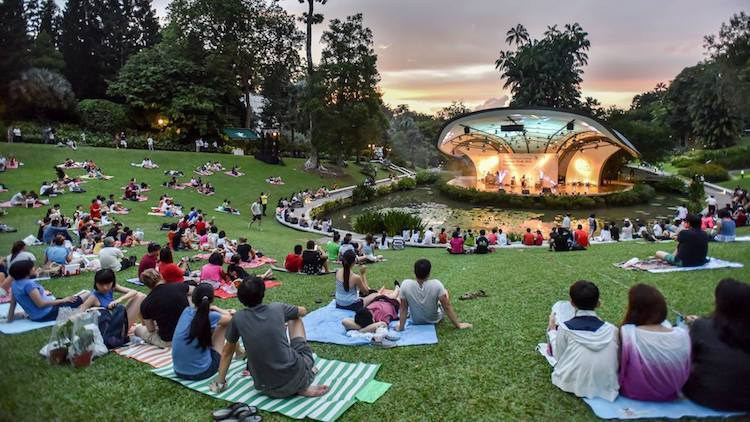 The best outdoor things to do on land in Singapore