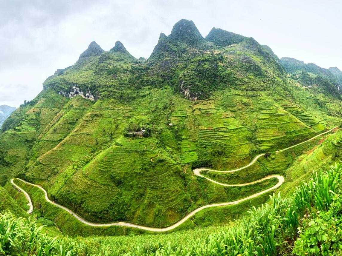 Ma Pi Leng Pass, Dong Van