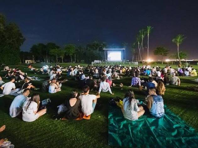 Popcorn Movie Nights @ Sentosa