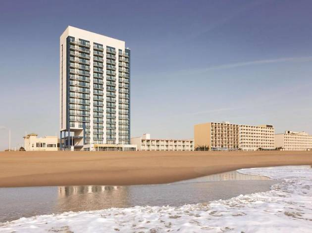 Hyatt House Virginia Beach / Ocean Front