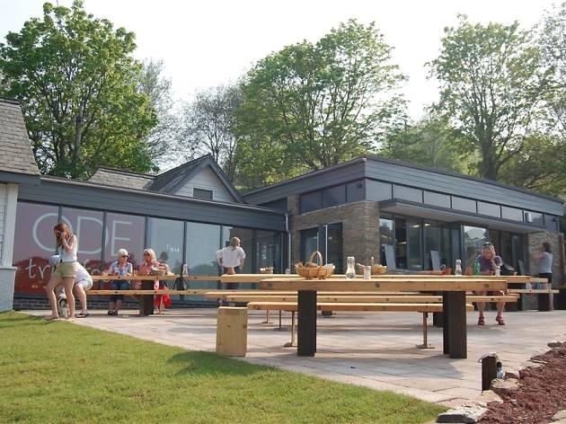 Cafe ODE, Devon