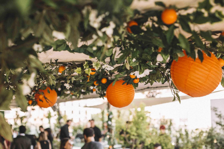 11 bares con sabor a naranja y azahar