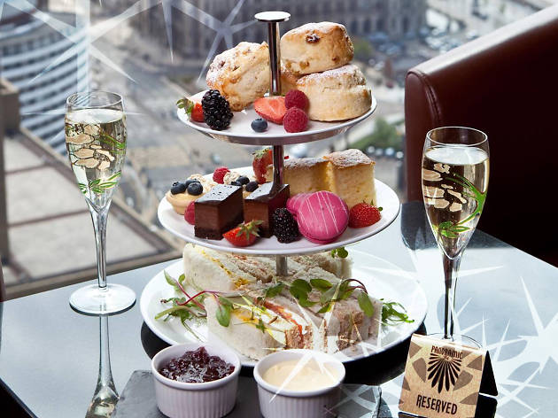 8 exquisite afternoon tea spots in Liverpool