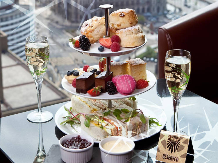 11 tip top places for afternoon tea in Liverpool