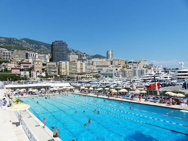 Stade Nautique Rainier III, Monaco