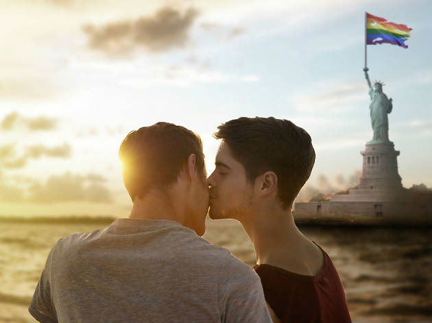 'Homos, Or Everyone in America' at Finborough Theatre