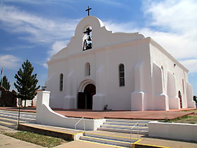 El Paso Mission Trail