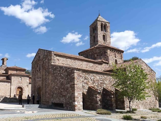 Santa Maria, Seu d'Egara, Terrassa