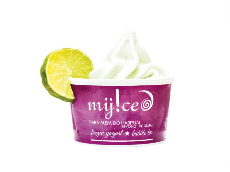 Cinco novos sabores de gelado para este Verão