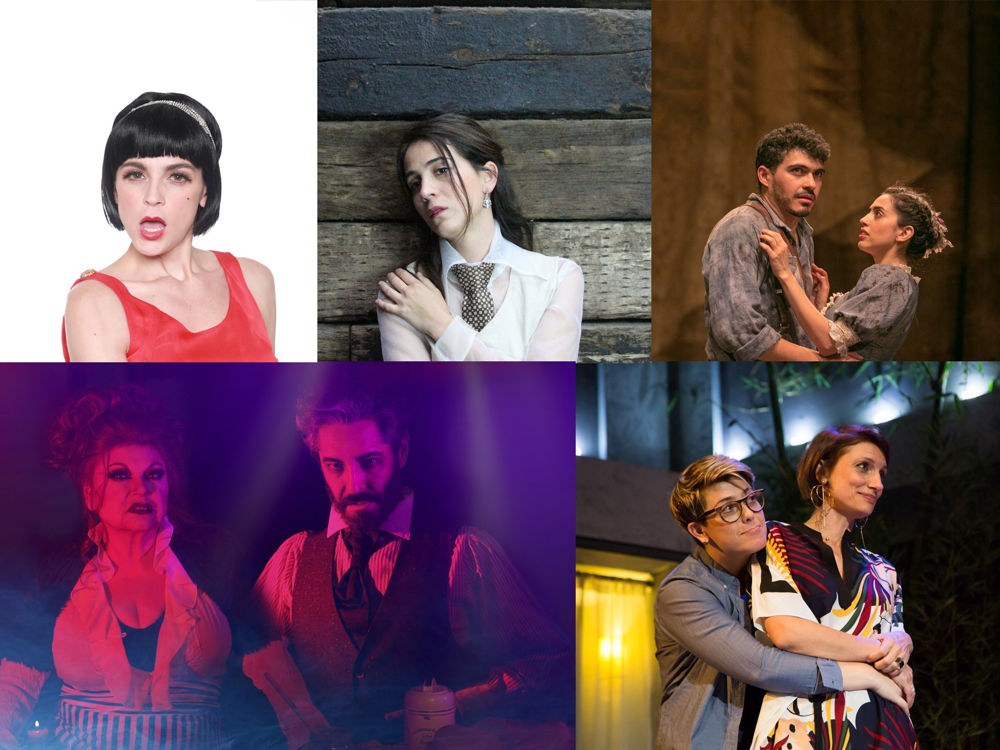 10 obras de teatro imperdibles en julio