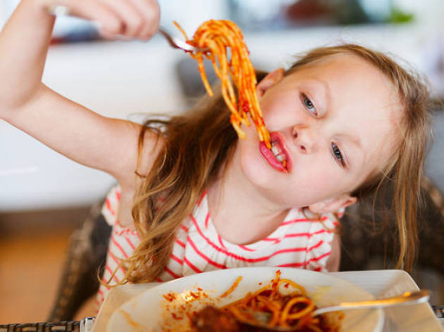 Where kids eat free in NYC