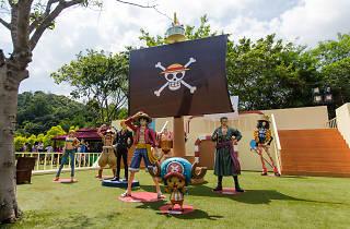 《海賊王》 One Piece Summer Park