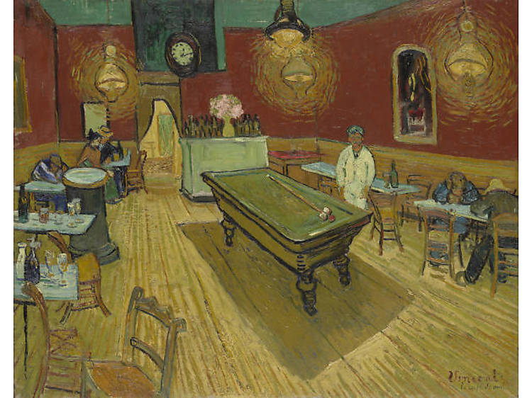 Vincent van Gogh, The Night Café, 1888
