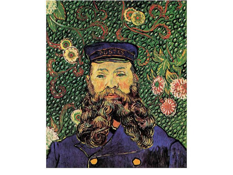 Vincent van Gogh, Portrait of Joseph Roulin, 1889