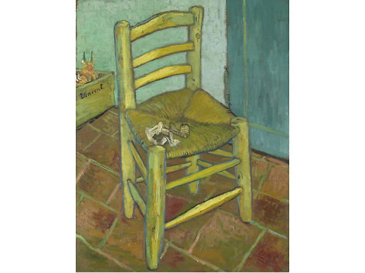 Vincent van Gogh, Van Gogh's Chair, 1888