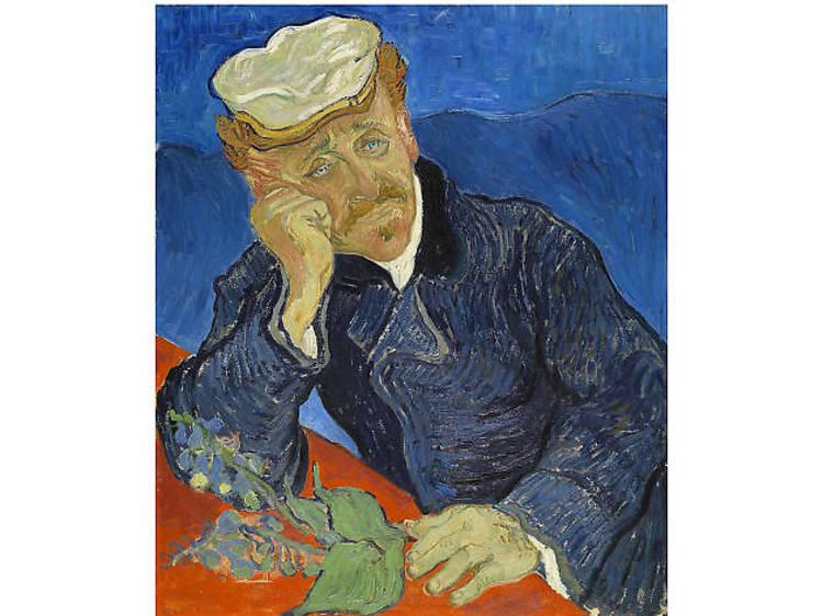 Vincent van Gogh, Dr. Paul Gachet, 1890