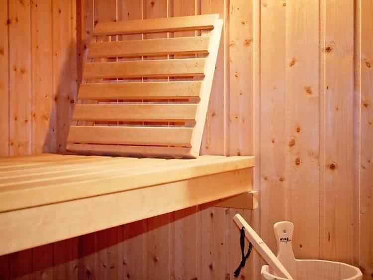 The Finnish Sauna Society