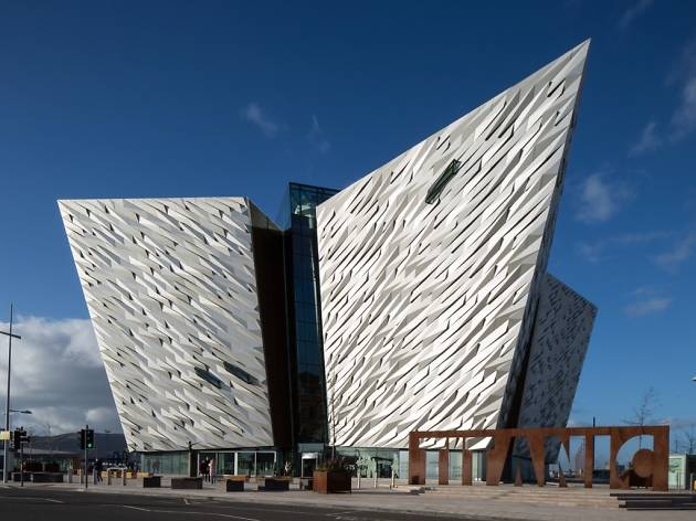 Titanic Belfast exterior