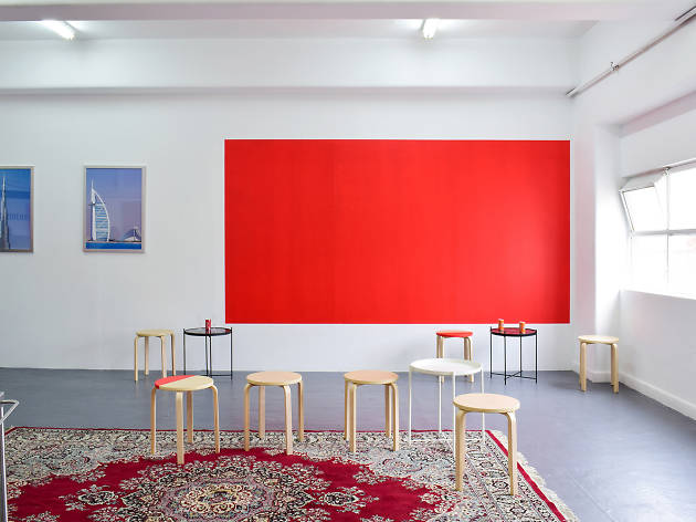 Blindside - secret arts spaces