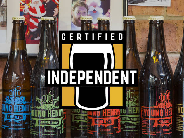 Get a free beer in the name of independence