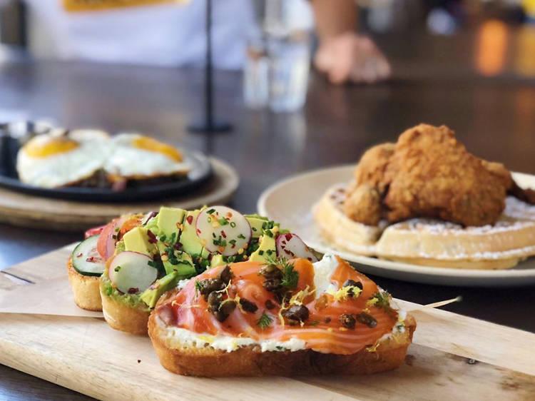 The 10 best brunch restaurants in Houston