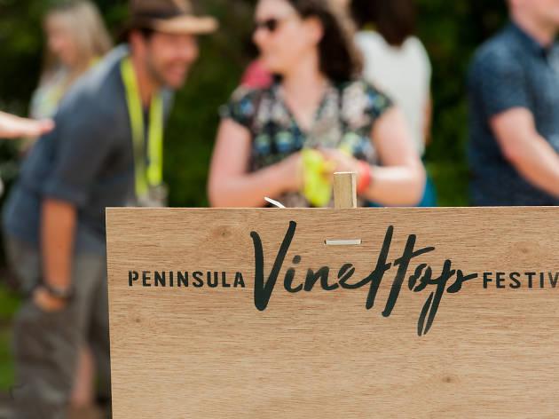 Peninsula VineHop Festival