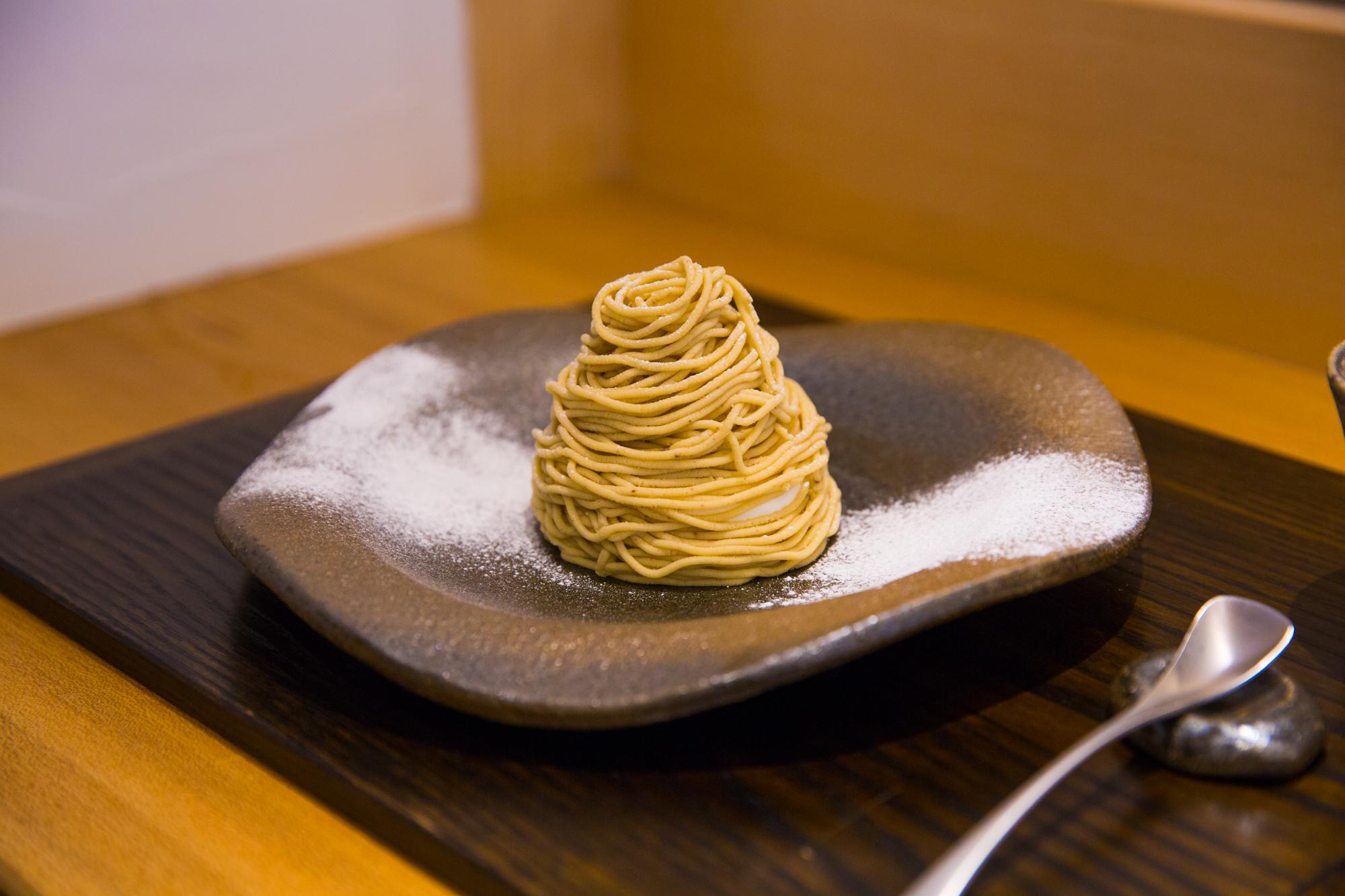 Best Mont Blanc cakes in Tokyo