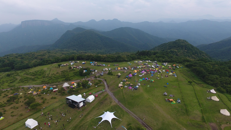 Summer music festivals in Japan