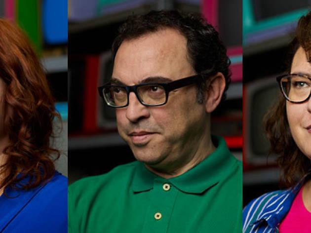 Sergi Belbel, Cristina Clemente, Marilia Samper