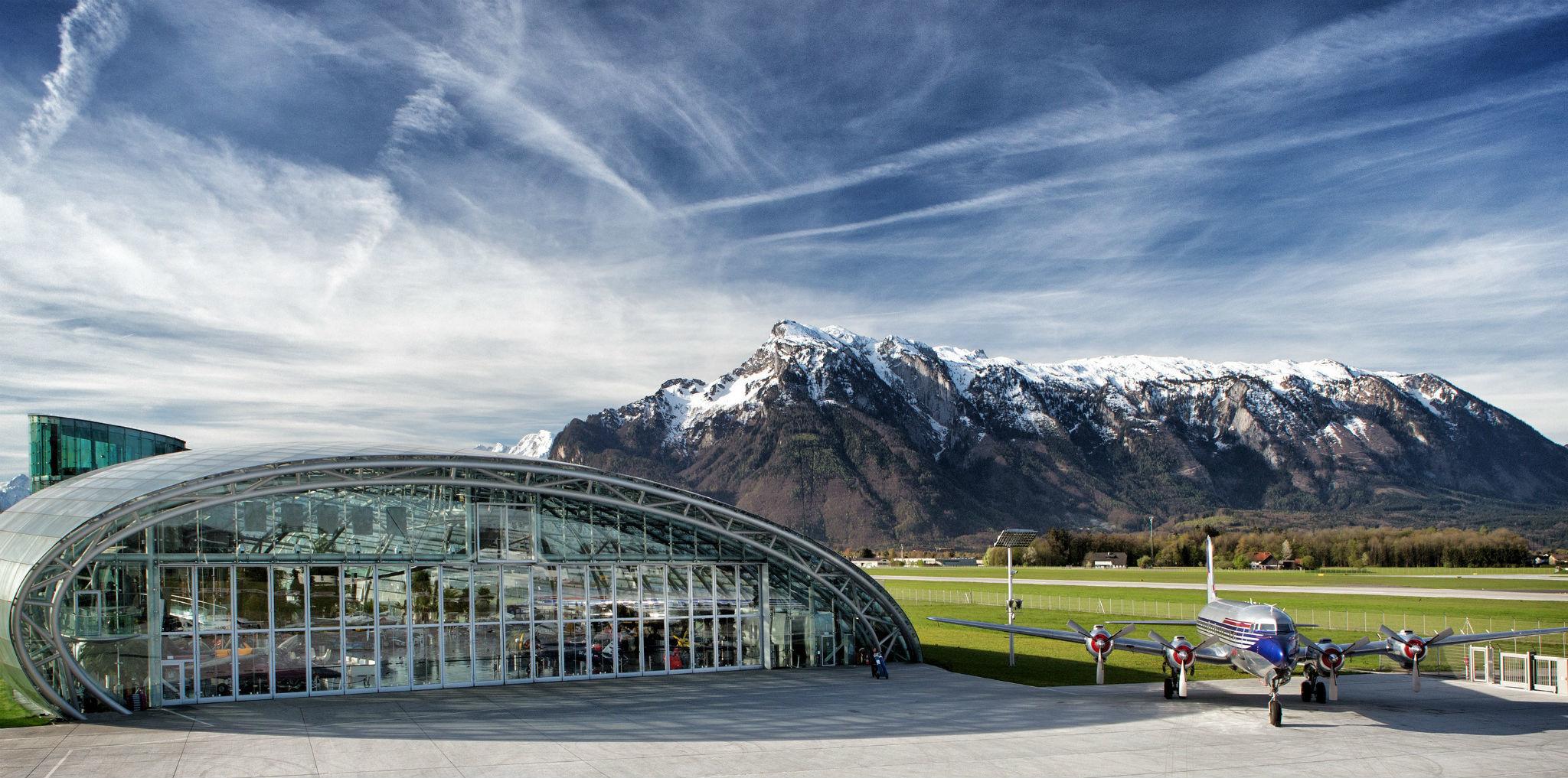 Hangar7, Salzburg